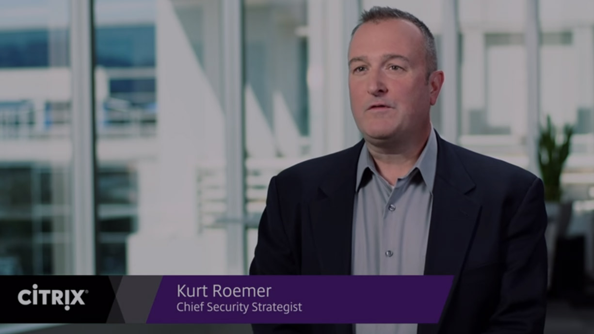 Citrix Security Leadership Series: Addressing the Security Requirements of Education