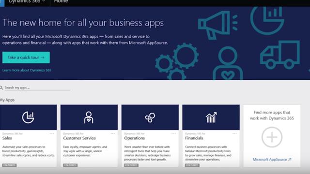 Microsoft Dynamics 365 Overview