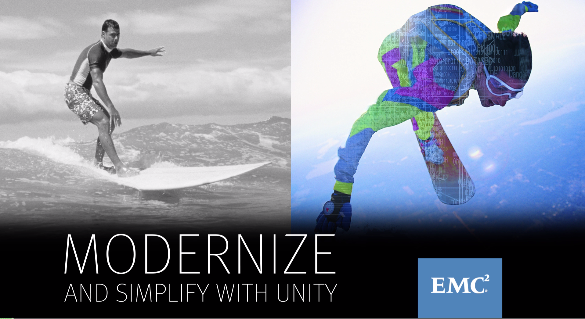 Modernize and Simplify With Unity