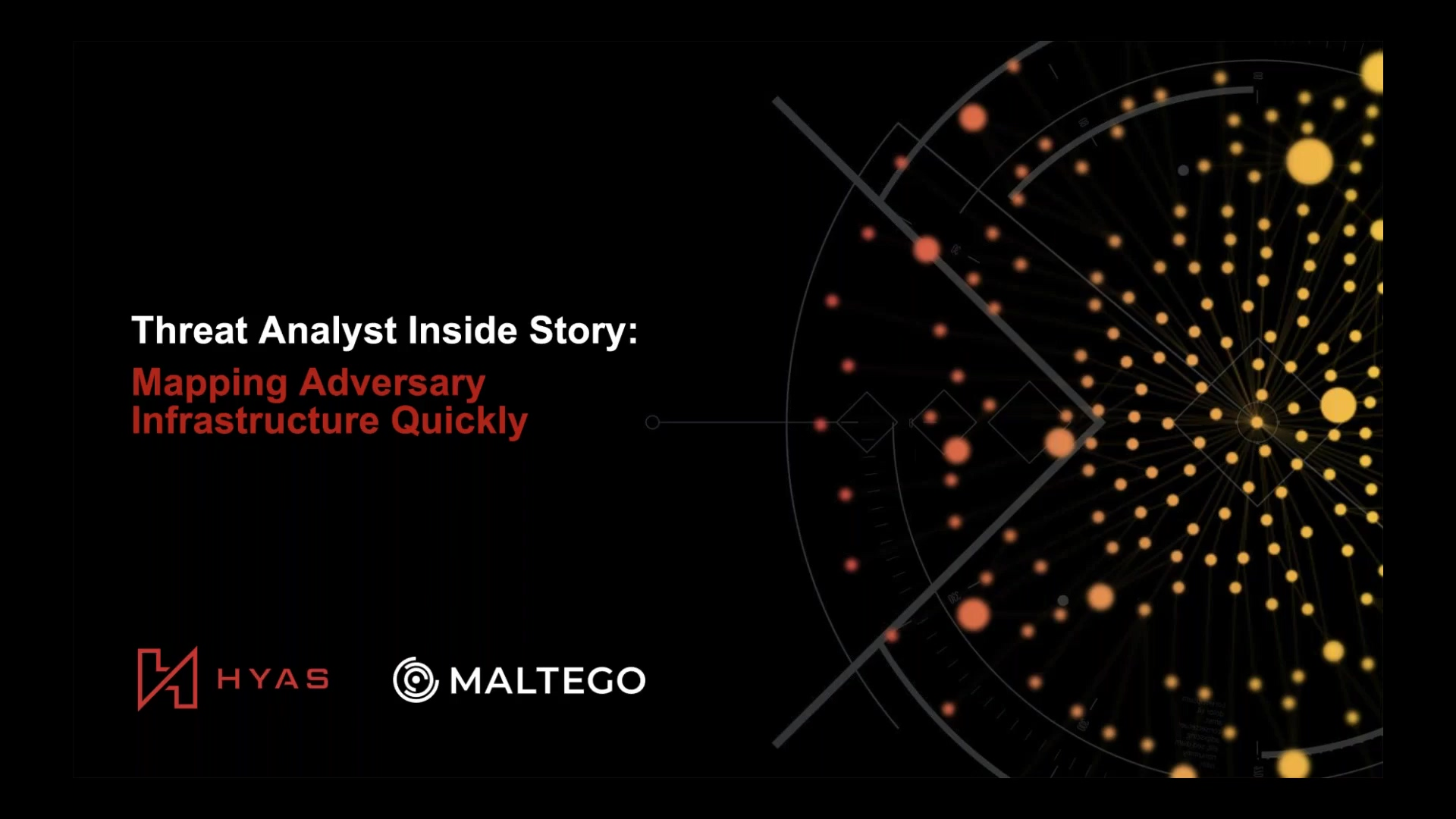 Threat Analyst Inside Story_ Mapping Adversary Infrastructure Quickly.Trimmed