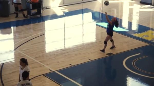 Hocking College Athletics- Women27s Volleyball