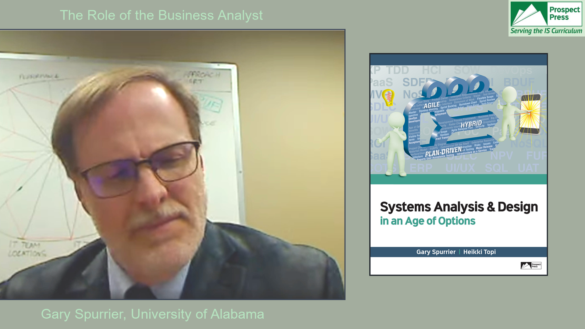 The Role of the Business Analyst--Final