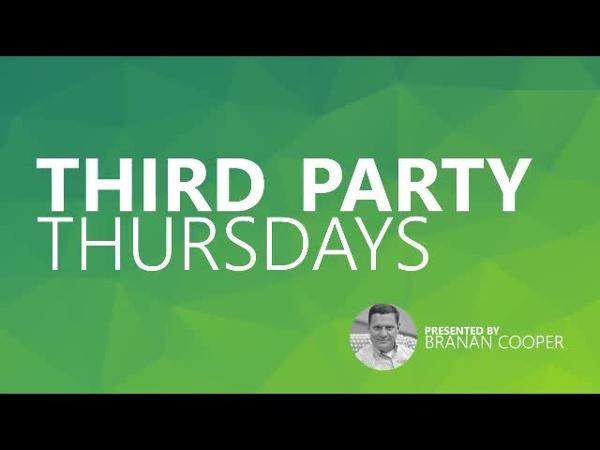 25 - How to Write a Third Party Program
