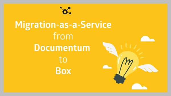 Content Migration of Documentum to Box
