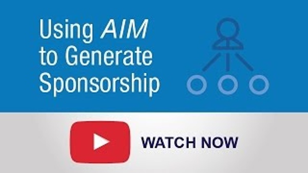 Change Management Solutions- Using AIM to Generate Sponsorship