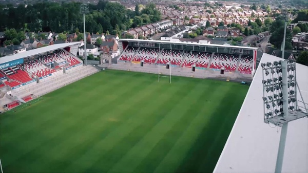 WiFi SPARK & Ulster Rugby 2017