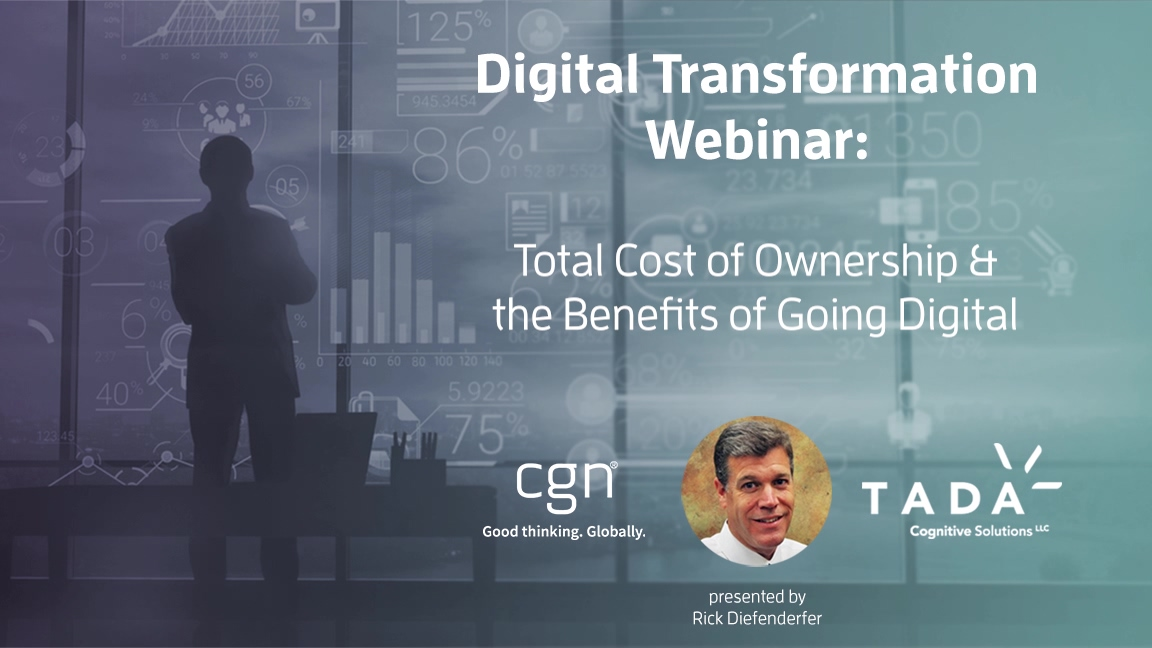 Digital Total Cost of Ownership (Edited)100919