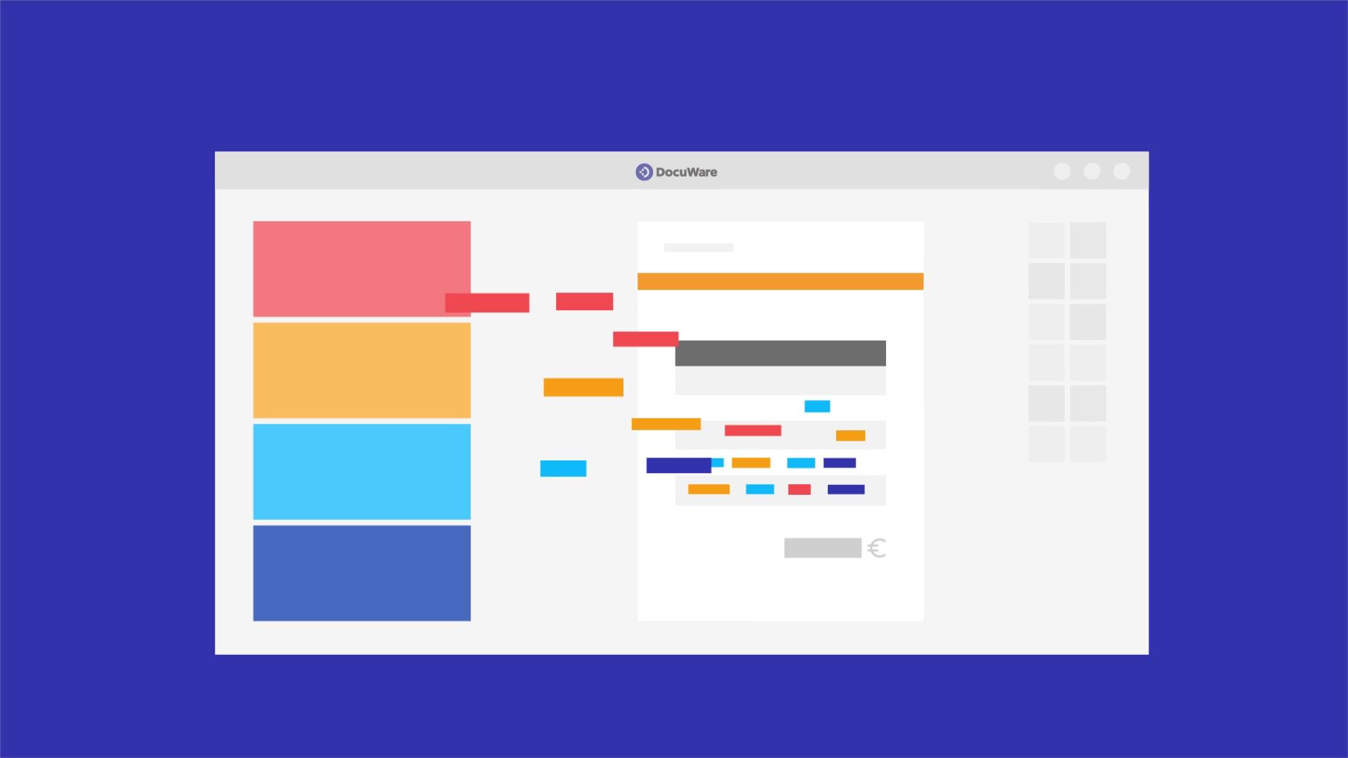 Teaser DocuWare für Rechnungsverarbeitung - die Lösung