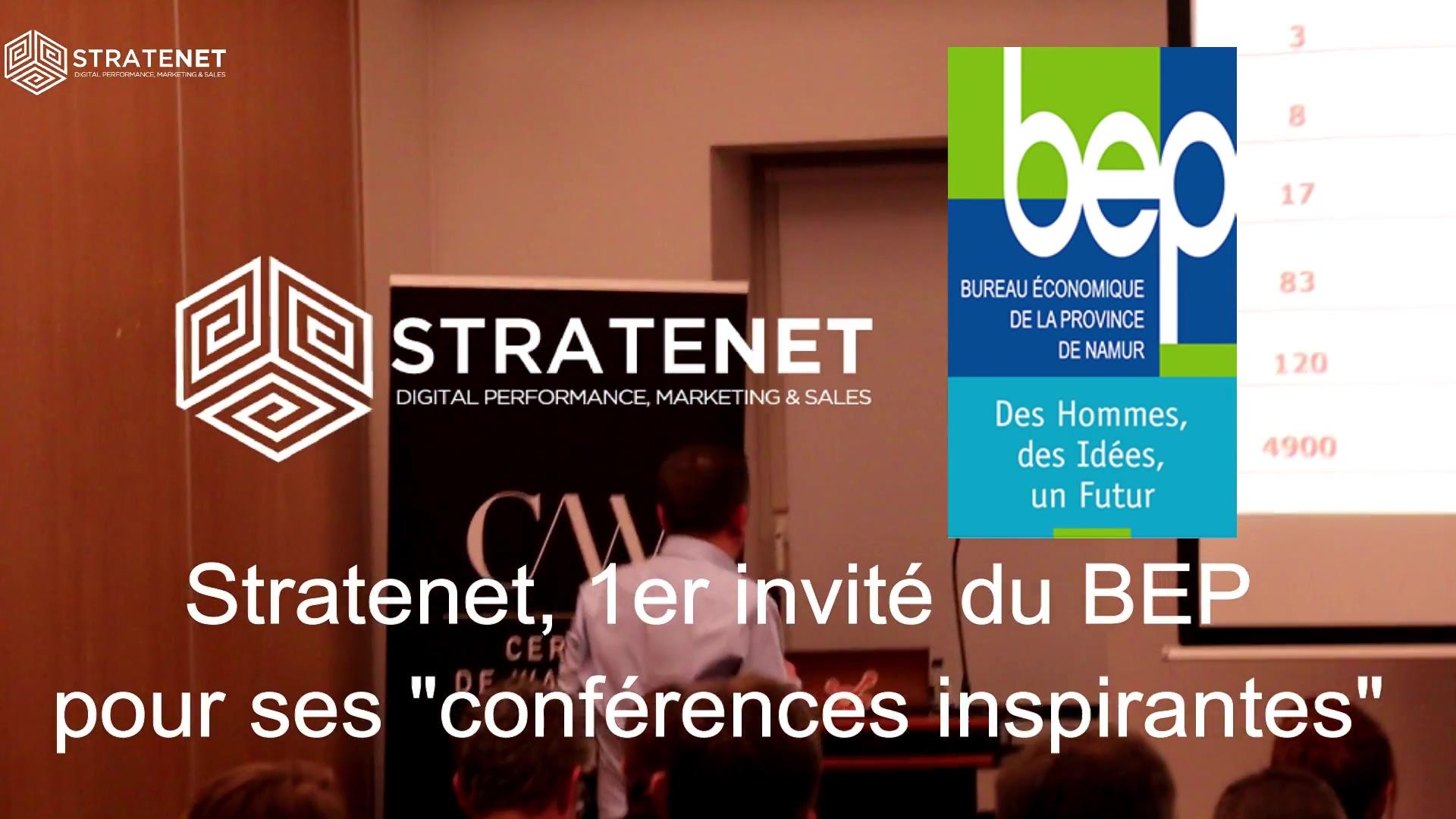 Vidéo conférence BEP  Stratenet
