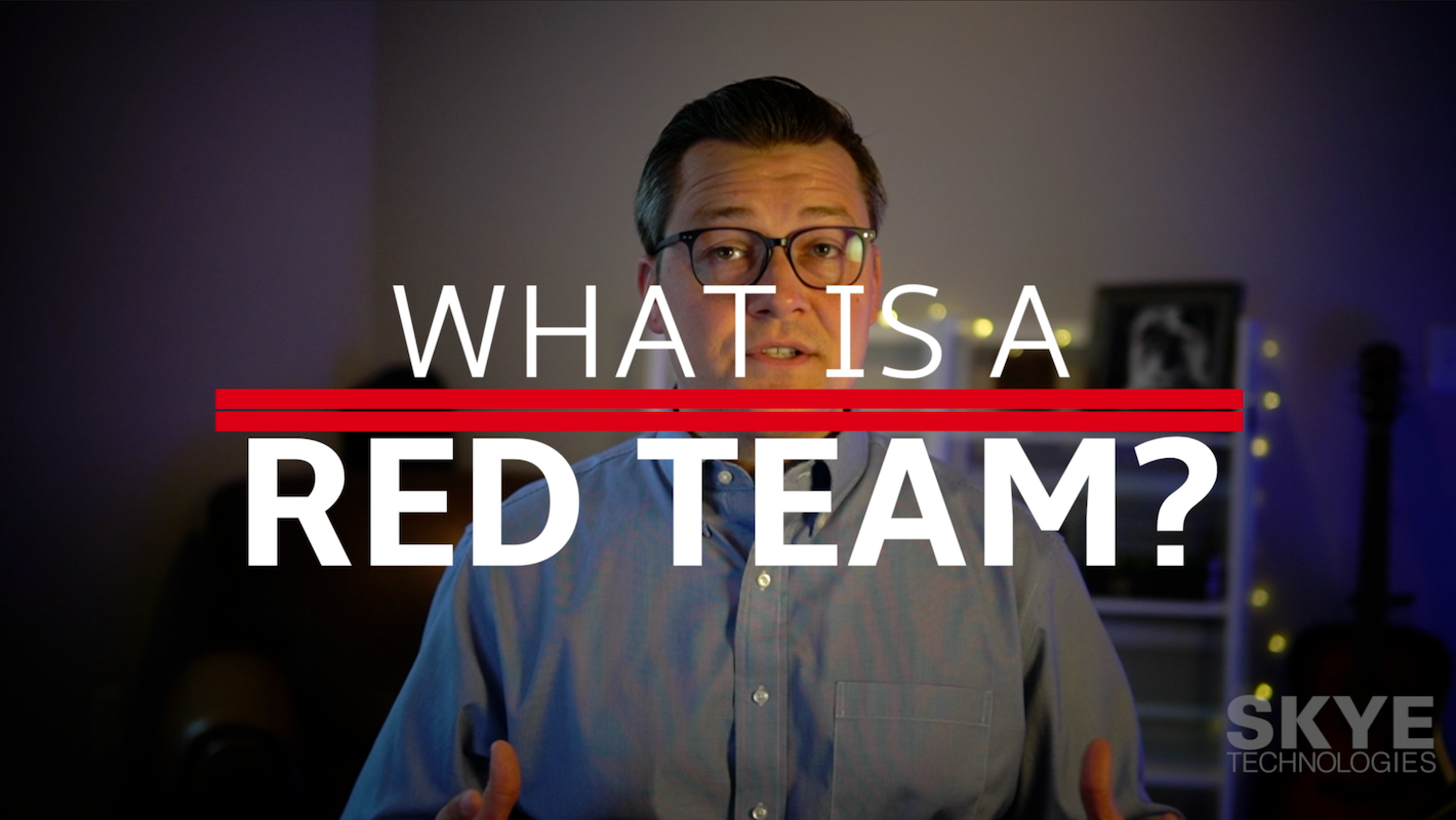What is a Red Team 4-28