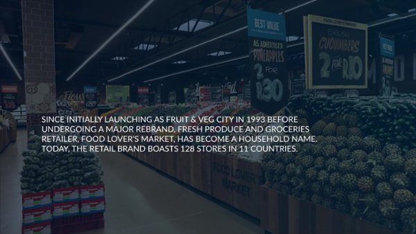 DotActiv_Food Lovers Market Case Study