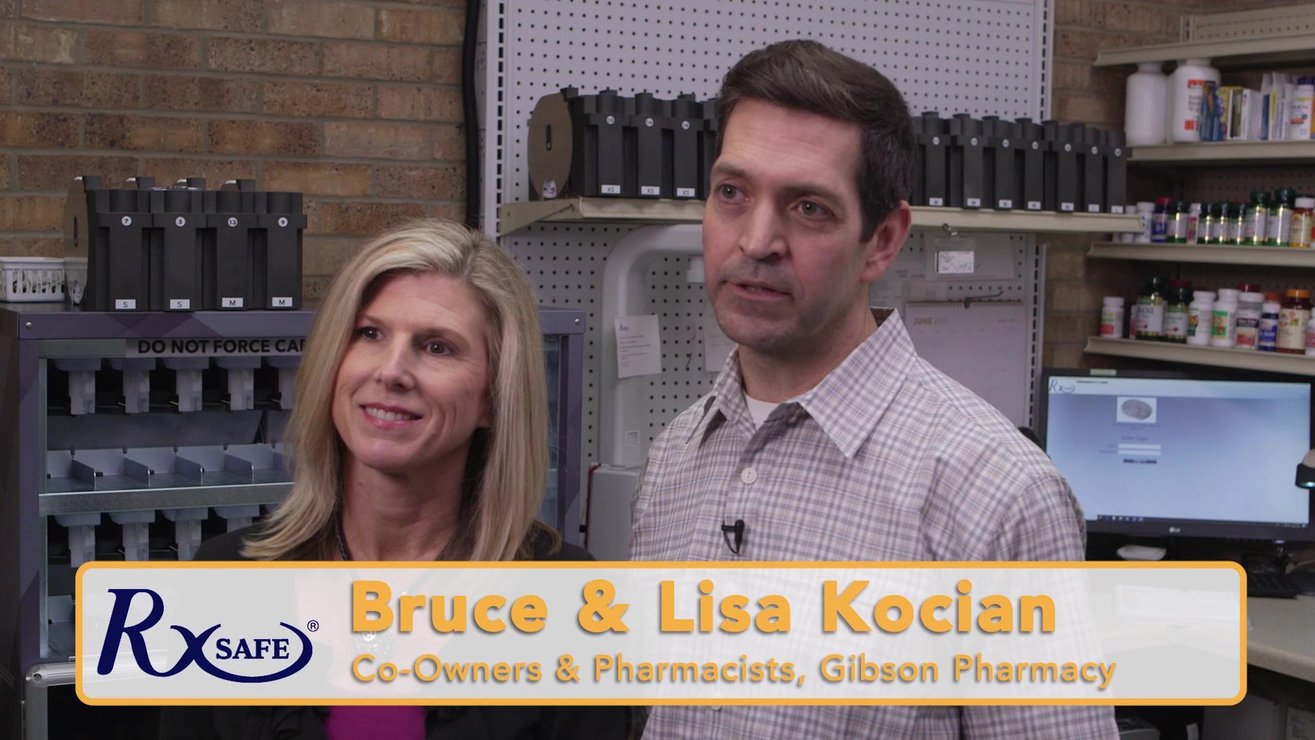 Gibson Pharmacy Athens TX RapidPakRx Testimonial 2d