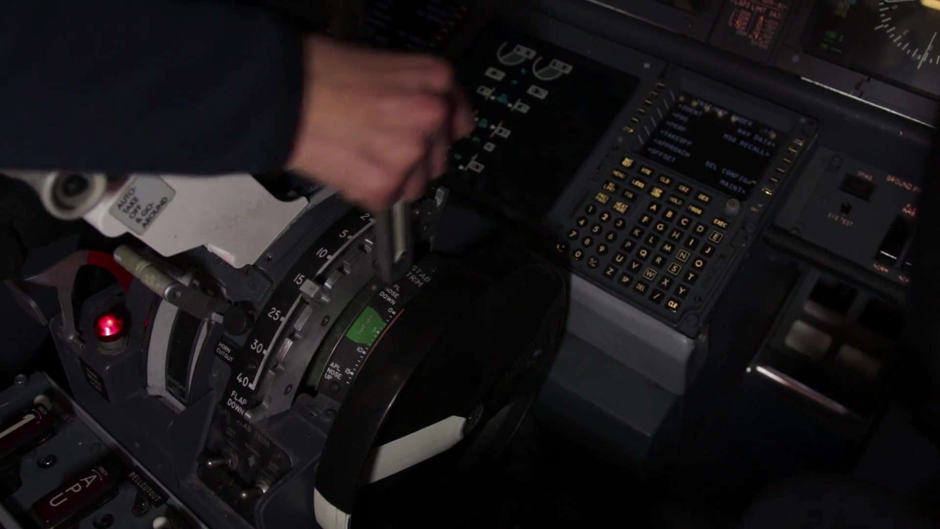 Pilot Open Day - B737 Simulator