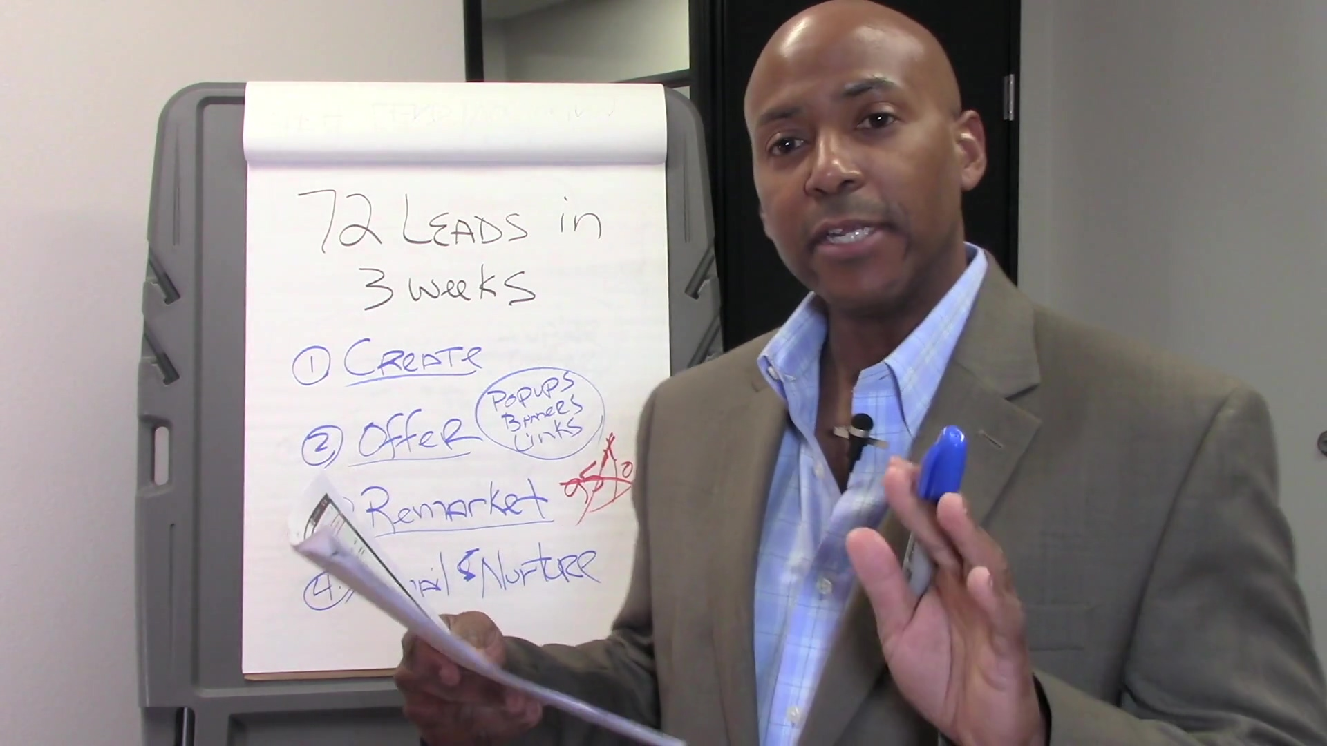 72 leads in 3 weeks - facebook ads2 - darrell