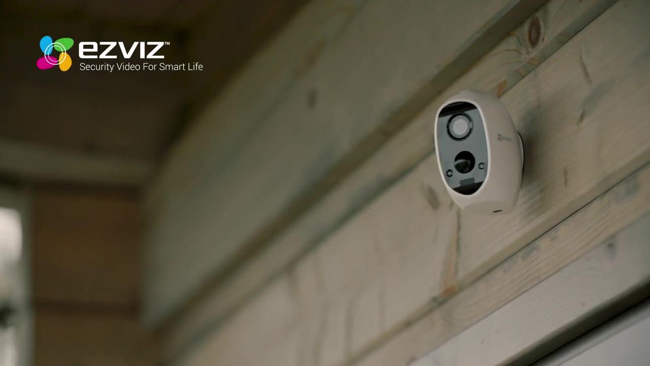 EZVIZ C3A - The Next Level Security Camera