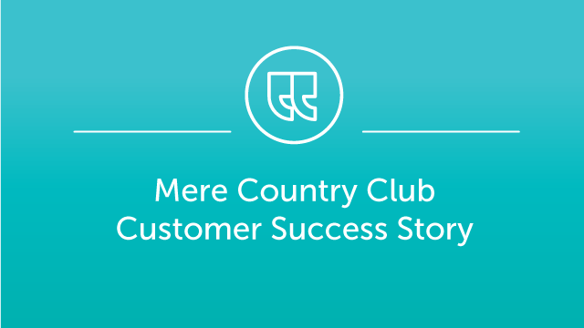 Mere Country Club Case Study