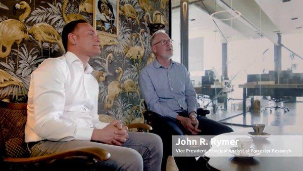 Full Interview - John R. Rymer (1)