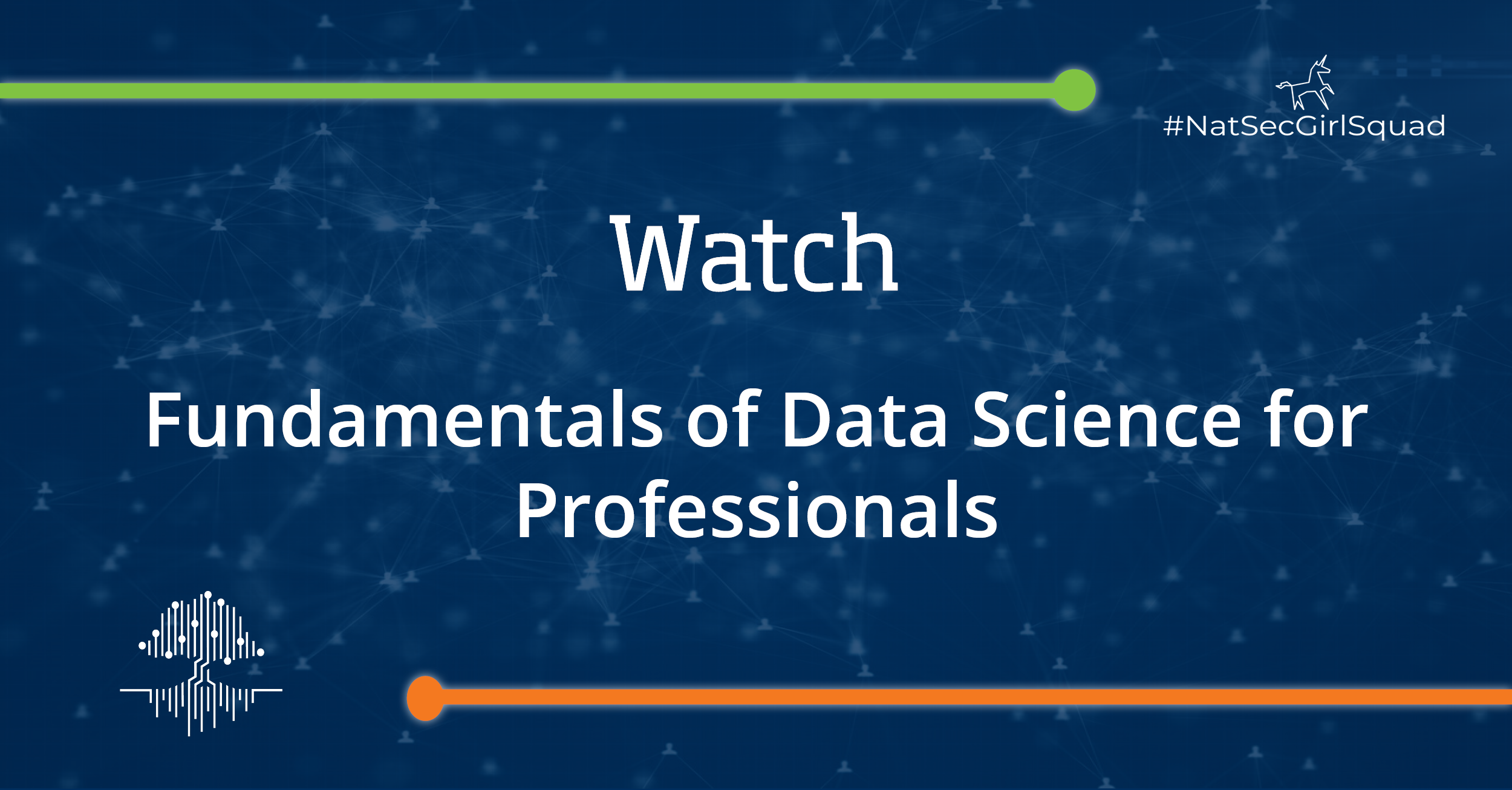 Fundamentals of Data Science for Professionals-20200611 1900-1