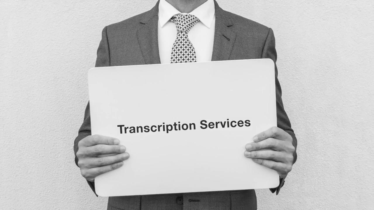 Transcription Services at AP _ PORTUGAL
