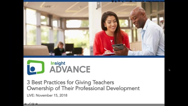 3 Best Practices for Giving Teachers Ownership of Their PD