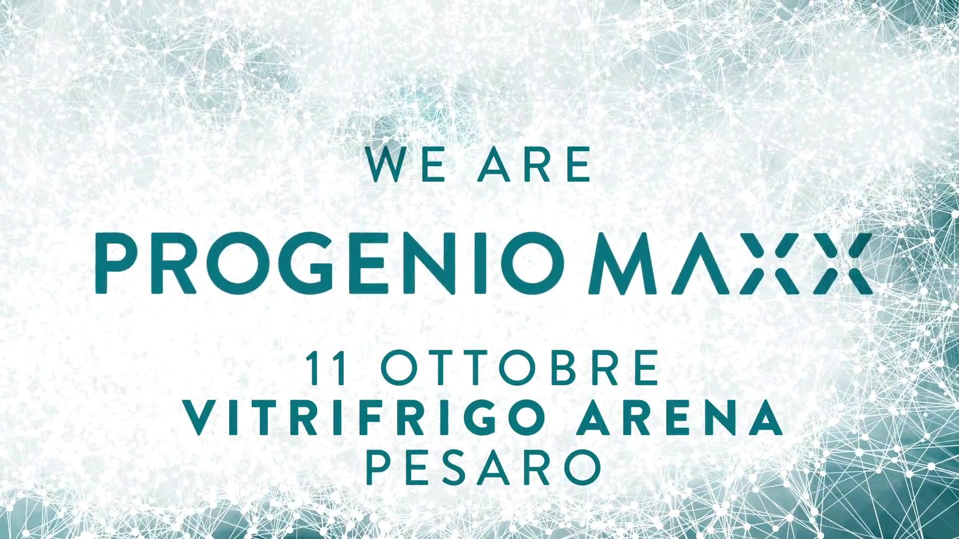 We are Progenio MAXX