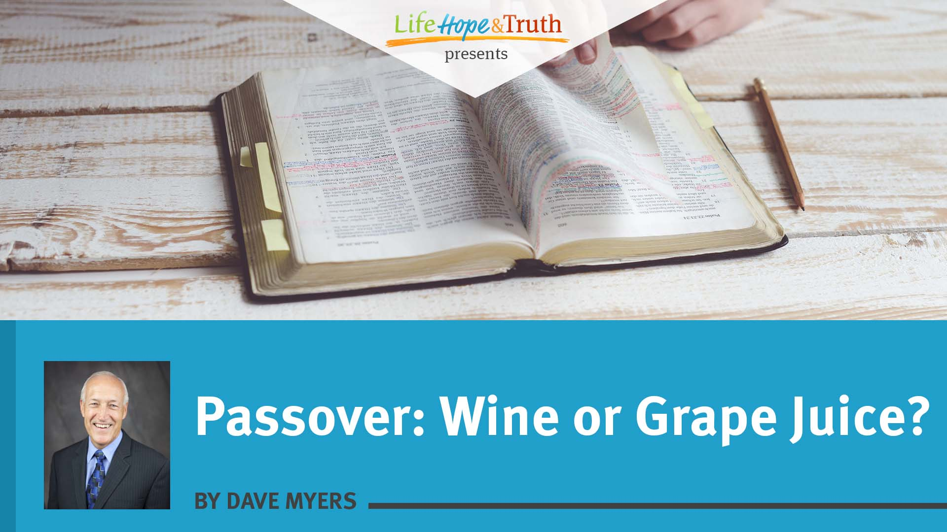 Passover: Wine or Grape Juice?