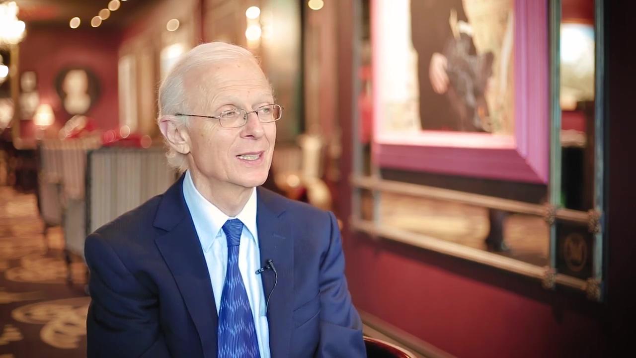 Professor Henry Brodaty 2016 Ryman Prize winner