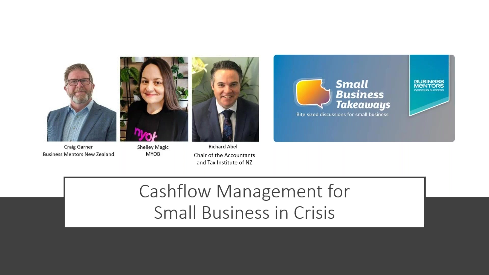 Business Mentors New Zealand_ Cashflow Management for Small Business in Crisis