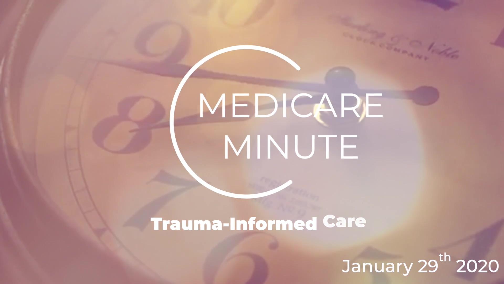 Trauma Informed Care FWV