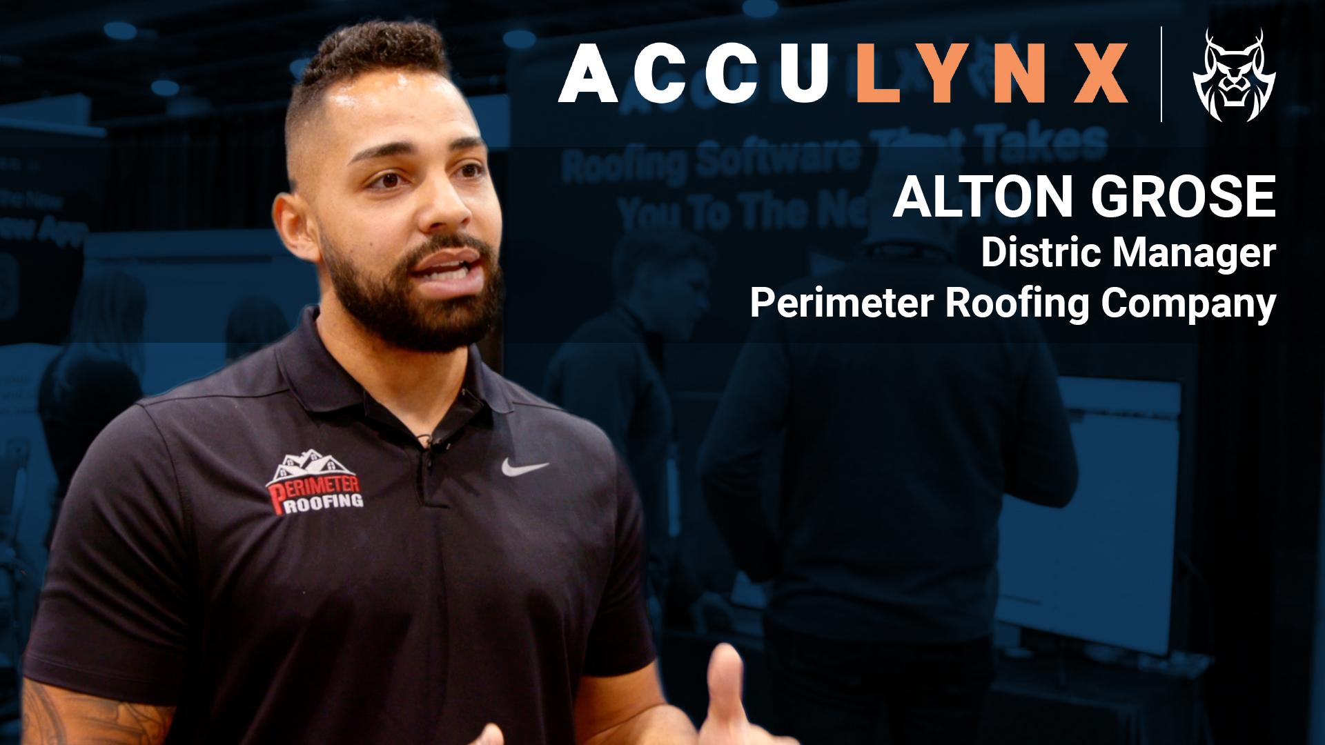 Acculynx_WTS_Alton Grose_VIDEO