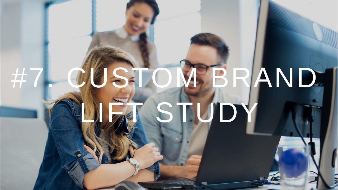 9IM Metrics 7. Custom BL Study
