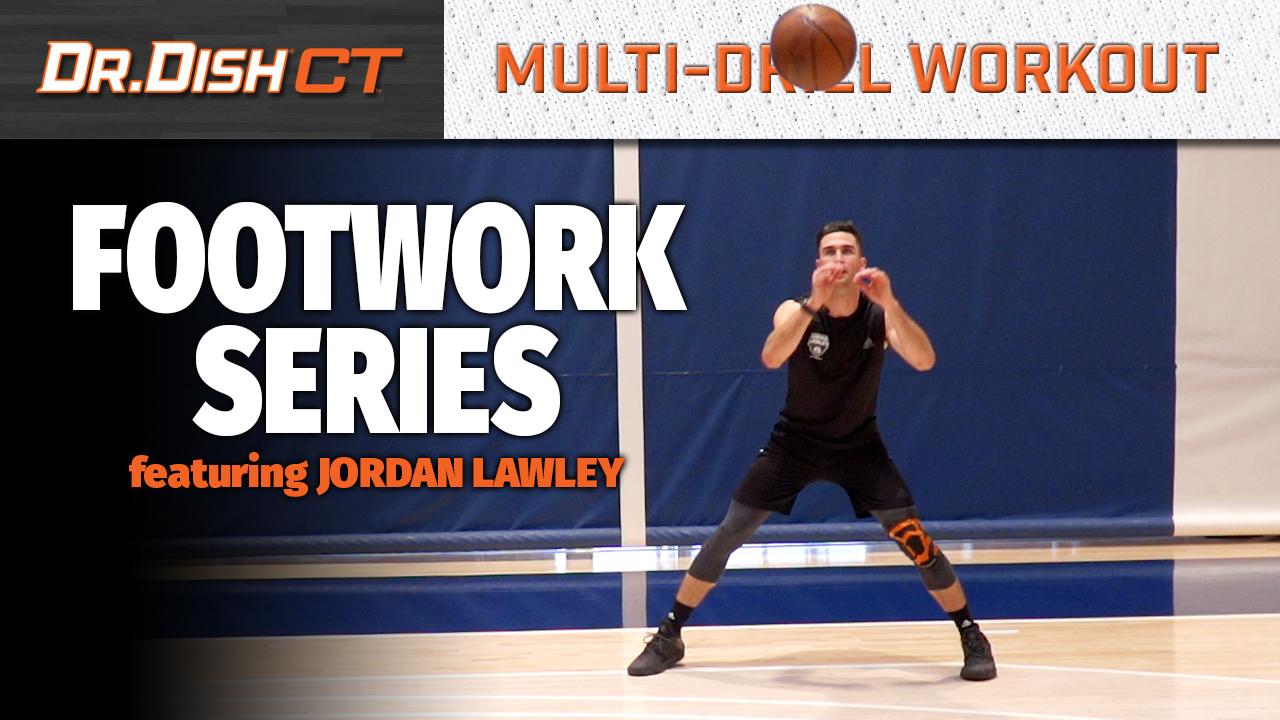 JLaw Footwork Series - YouTube