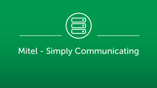 Mitel - Simply Communicating