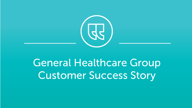 General Healthcare Group (GHG) Case Study