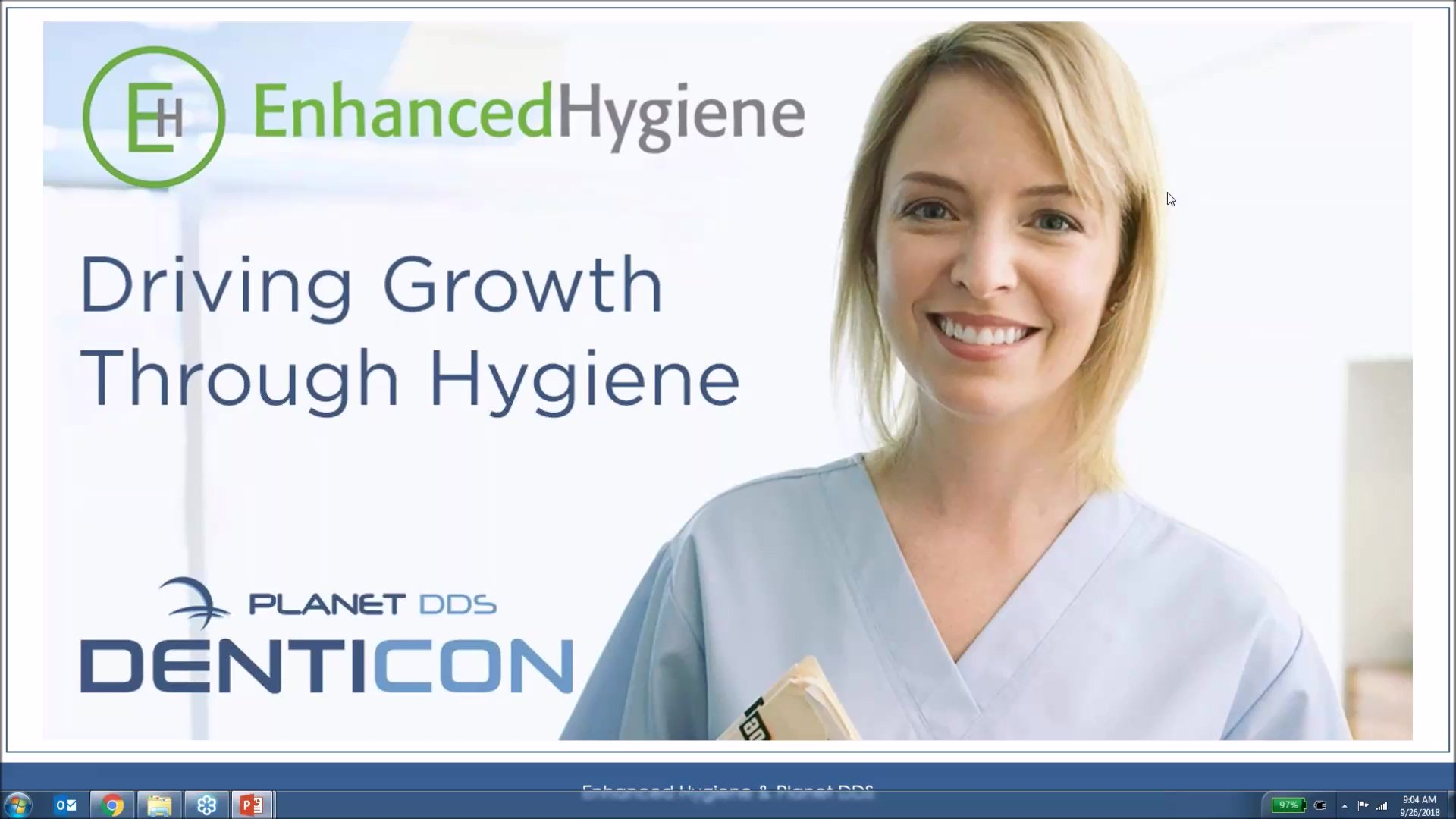 Driving Growth Through Hygiene