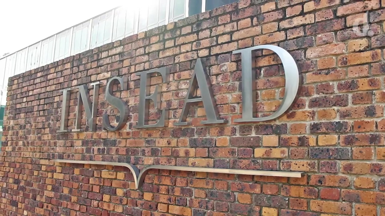 INSEAD - A Top Business Schools Social Media Strategy
