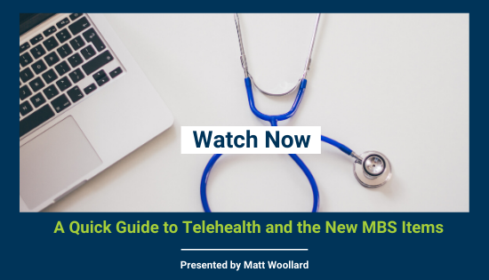 Telehealth MBS Item Numbers