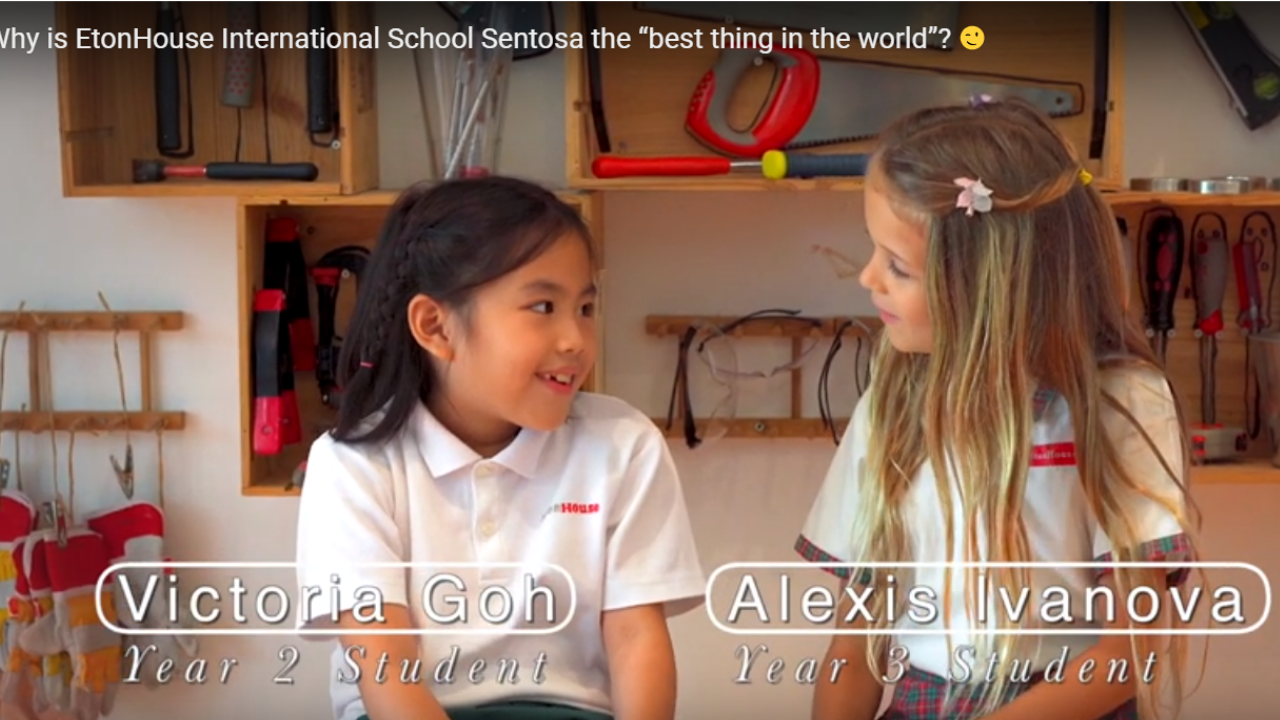 1st Sentosa Video