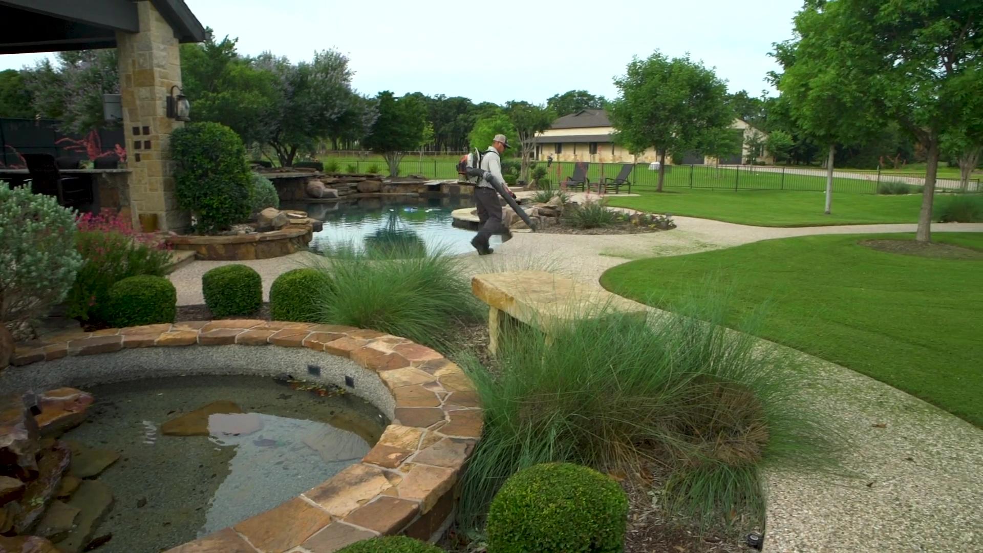 Grassperson Lawn Care & Landscape - About Video