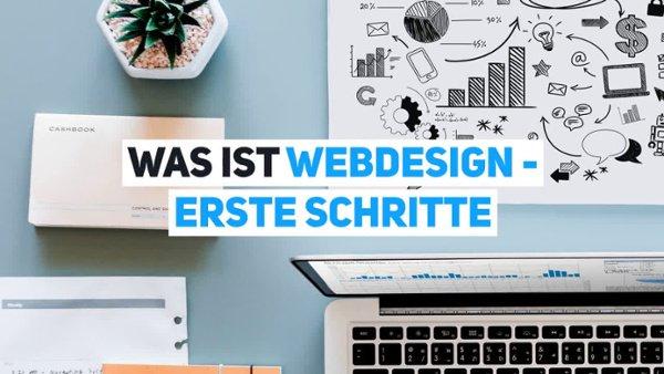 Webdesign - erste Schritte