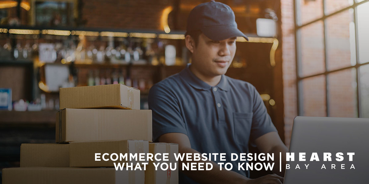 eCommerce Website Design for Article