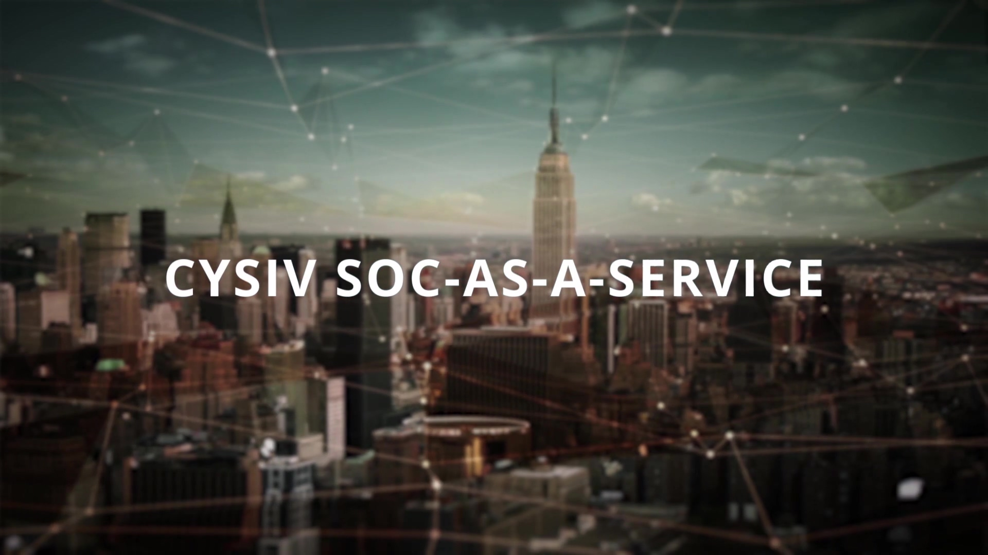 Cysiv_Corp Video