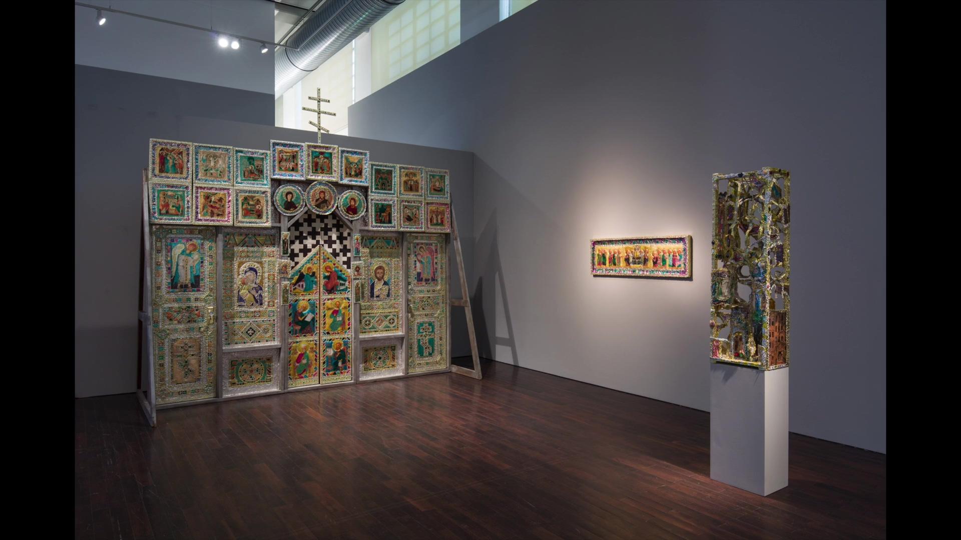 Ned Smyth_ Pattern and Decoration