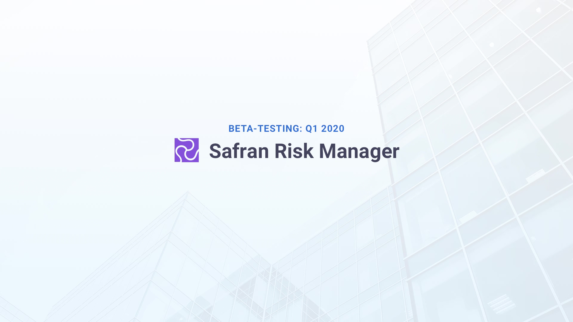 Risk Manager Teaser