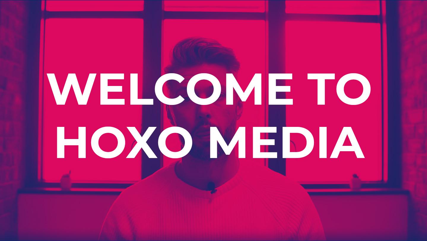 Hoxo Website Video 2019 Retake