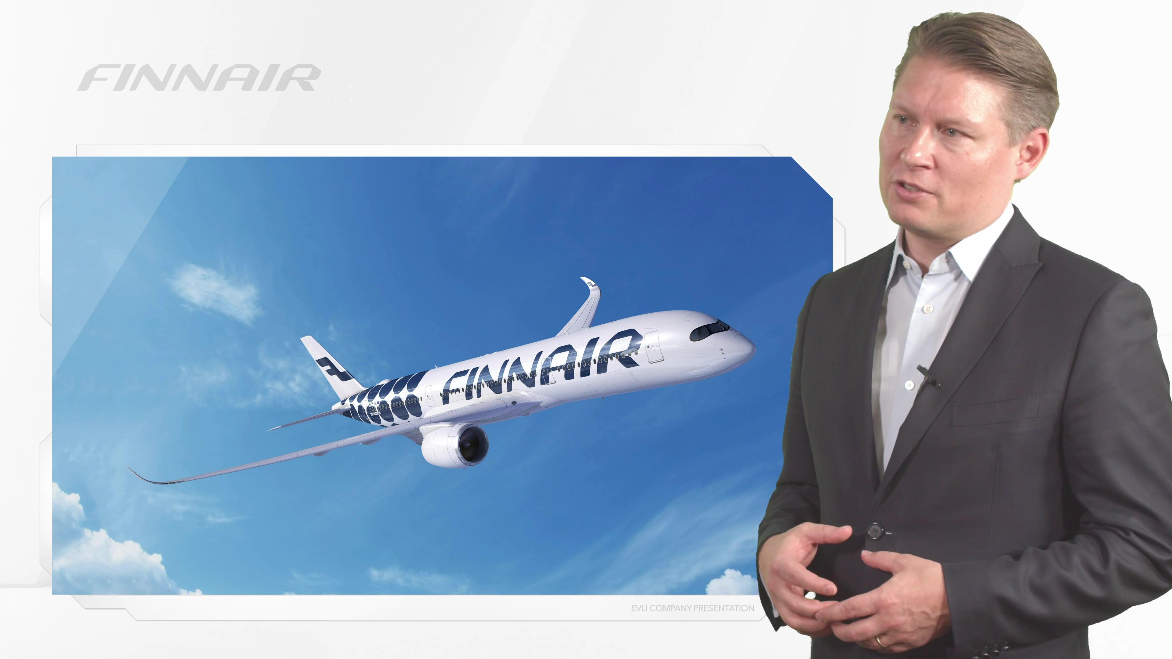 Finnair company presentation 13032020