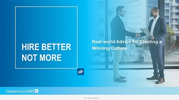 Hire Better, Not More: Real-World Advice for Creating a Winning Culture