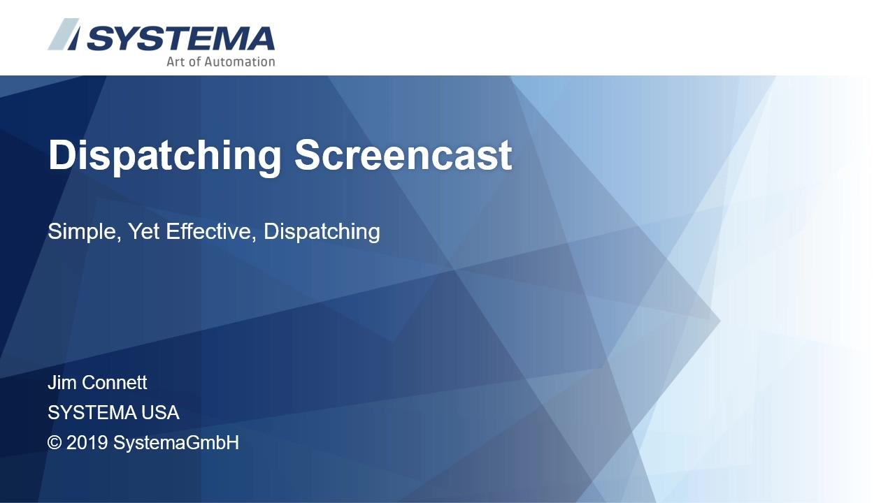 2019-High-Impact-Low-Effort-Dispatching-screencast-EN