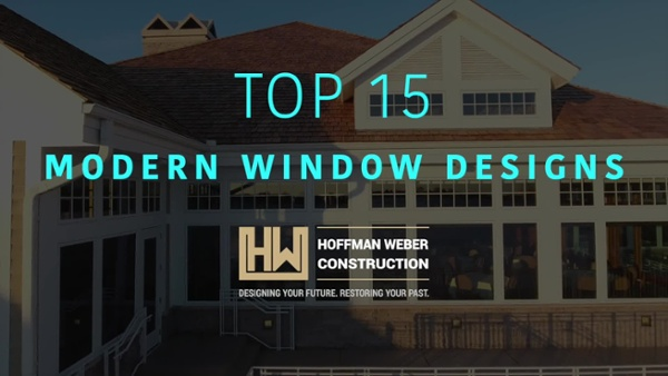 Top 15 Window Designs