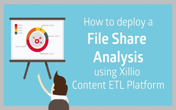 How to deploy a File Share Analysis using Xillio Content ETL Platform